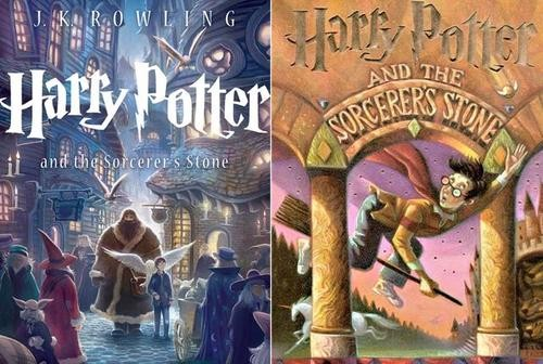 Scholastic Reveals Some Awesome New Harry Potter Covers