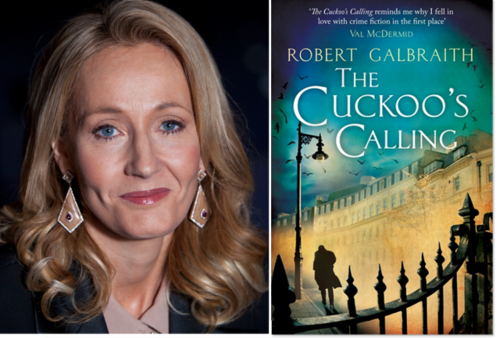 Could JK Rowling's The Cuckoo's Calling Be Headed To The Big Screen?