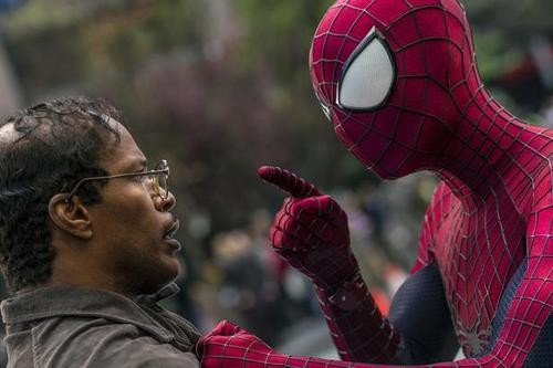 Villians Will Not Be Excessive In The Amazing Spiderman 2