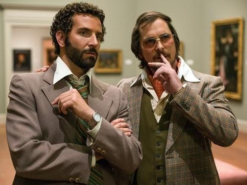 First Look At Christian Bale In American Hustle