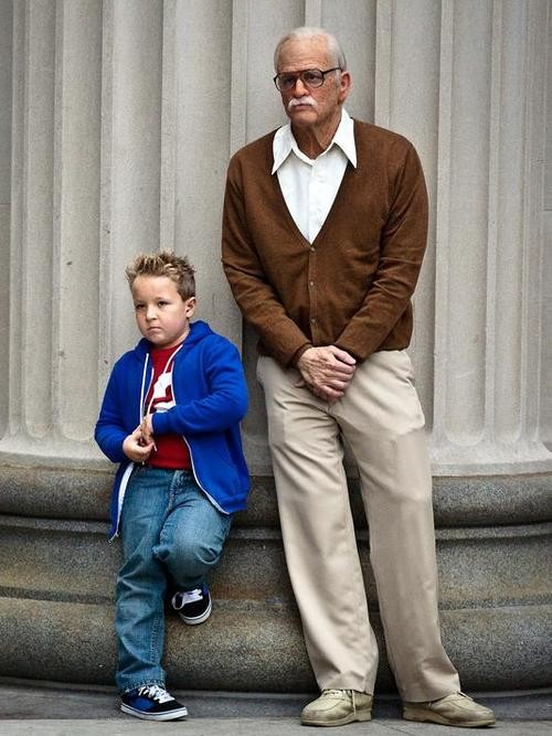 Jackass Presents: Bad Grandpa To Be Released In October