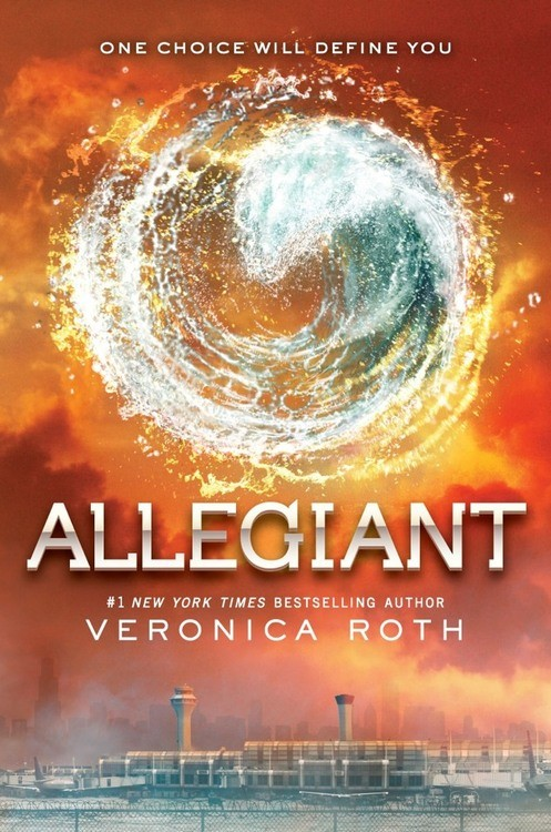 Gear Up For The Release Of The Final Book In Divergent Trilogy