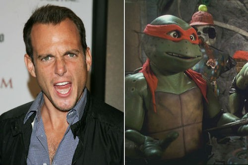 Will Arnett Changes Things Up For TMNT Film