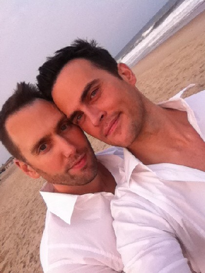 Cheyenne Jackson And Monte Lapka Divorce After Two Years
