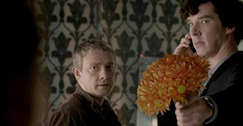 Check Out The Teaser Trailer To Sherlock Series 3!