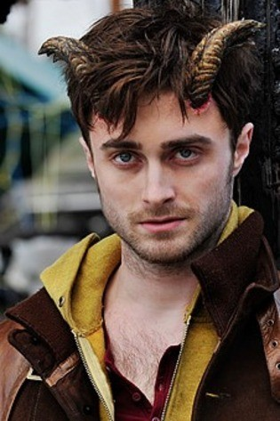 Daniel Radcliffe Will Sprout Horns At Toronto Film Festival