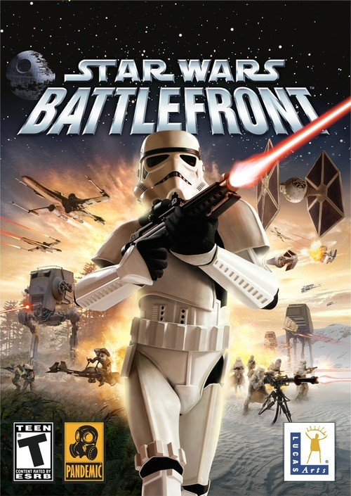 The Force Is Strong For Gamers: Star Wars Battlefront Out In 2015