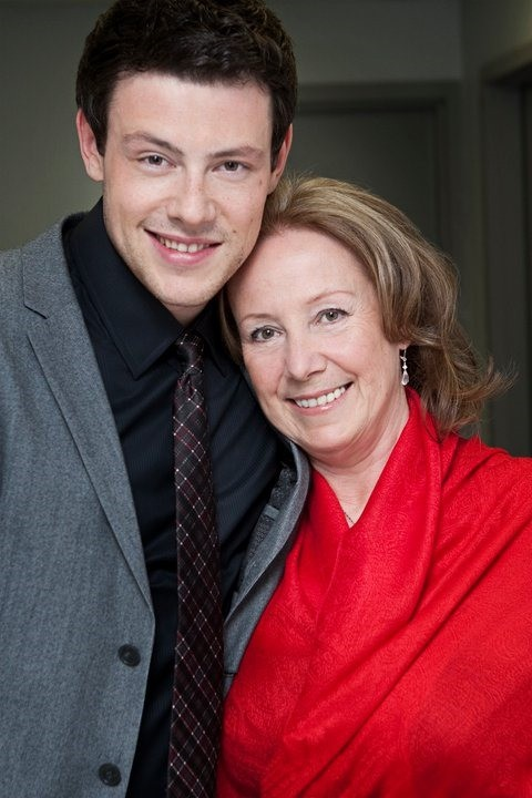 Cory Monteith's Mom Thanks Fans For Support