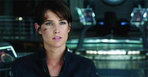 Maria Hill Stars In Newly Released Agents of S.H.I.E.L.D. Promos