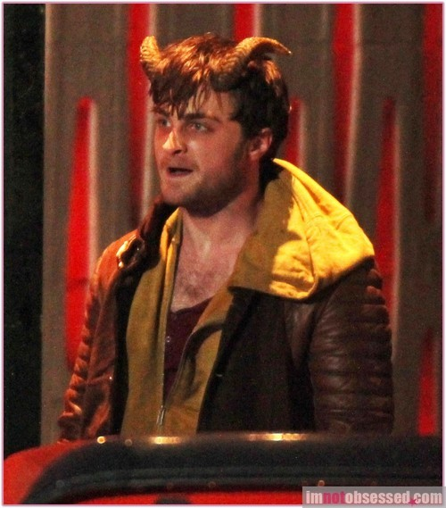 Actor, Dancer, Comic? Daniel Radcliffe Has A Funny Side