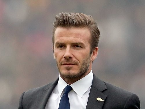 Will Beckham Swap The Soccer Pitch For The Silver Screen