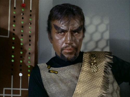 Star Trek's Kang, Michael Ansara, Dead at 91