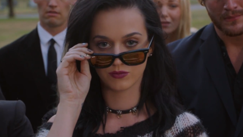 Katy Perry Says Goodbye To An Old Friend In 2nd Roar Teaser