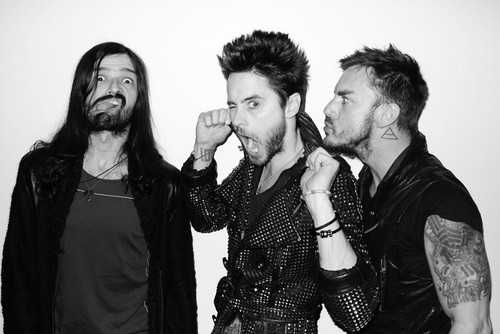 The Video For 30 Seconds to Mars'
