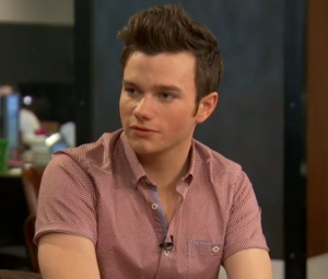 Chris Colfer Reveals A Resilience Despite Adversity and Loss
