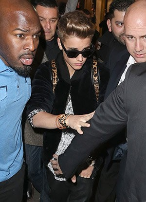Justin Bieber's Entourage Investigated In Another Club Incident