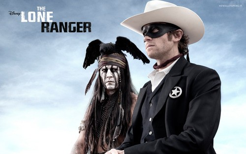 The Stars Of The Lone Ranger Defend Their Work Against Critics