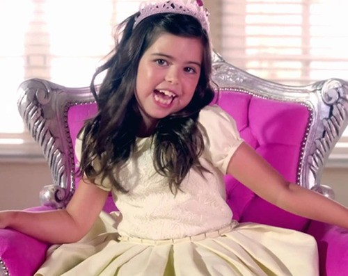 Sophia Grace Will Don A Red Hood For Into The Woods