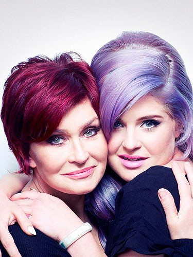 My Mom Locked Me Up, Says Kelly Osbourne