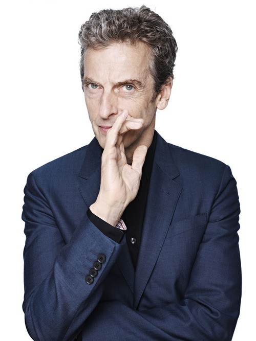 Moffat Revealed 12th Doctor Because You Can't Keep Secrets Anymore