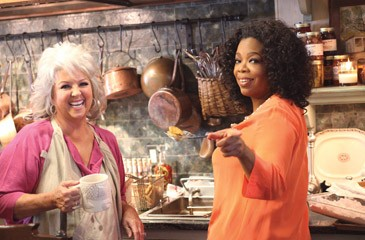 Oprah Has Paula Deen's Back...Kind Of