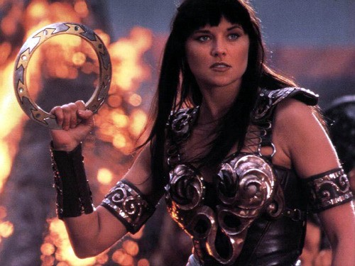 Will Xena Warrior Princess Experience A Resurrection?