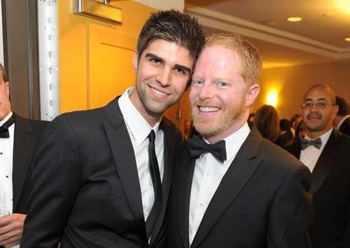 Jesse Tyler Ferguson Talks Wedded Bliss