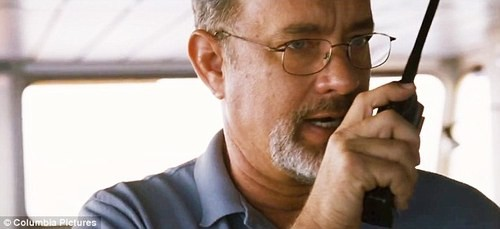 Tom Hanks Gets Kidnapped By Pirates In Captain Phillips