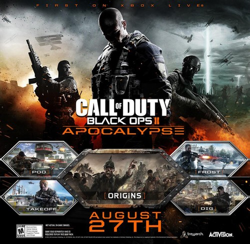 Call Of Duty Black Ops 2 Final DLC Announced