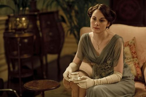 Is Love In The Air For Lady Mary At Downton Abbey In Season Four?