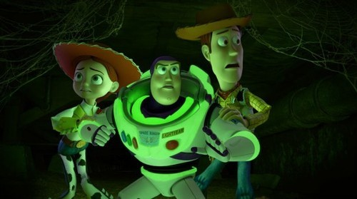 Toy Story Takes A Creepy Turn Just In Time For Halloween