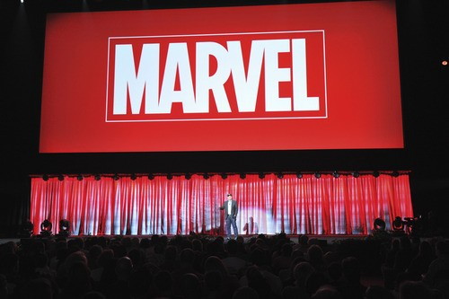 PopWrapped Goes To D23's Star Studded Marvel Panel