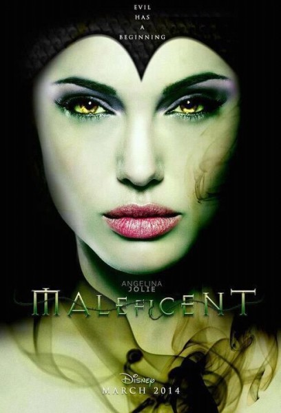 Whose Afraid of Angelina Jolie's New Role As Maleficent?