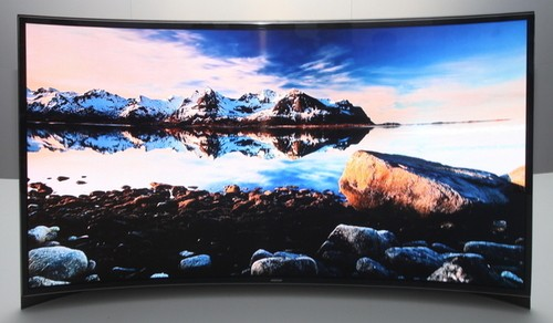 Samsung Cuts Price of Curved OLED TV