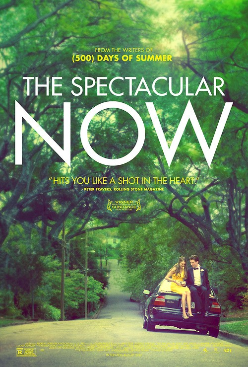 Movie Corner: Did The Spectacular Now Live Up To Its Name?
