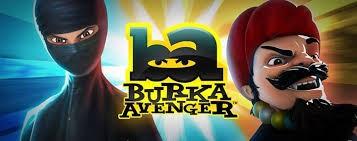 Meet Pakistan's Controversial Burka Avenger