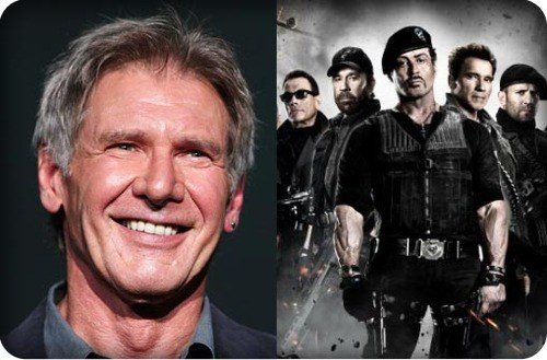 Harrison Ford Is Excited To Join Expendables