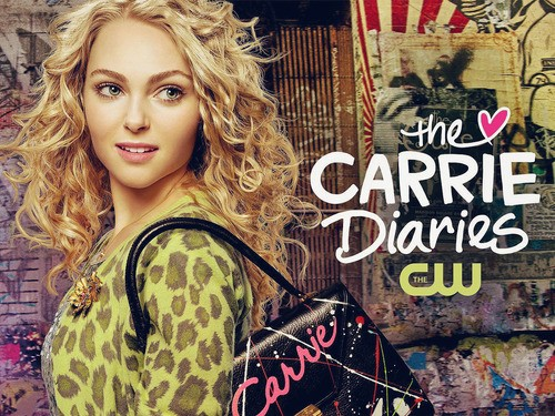 The Carrie Diaries Is Set To Get Even More Complicated With Molly Sims