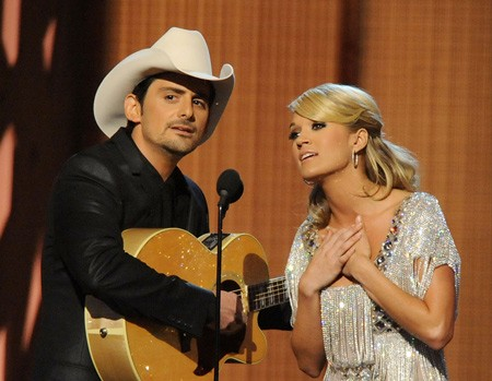 Carrie Underwood And Brad Paisley Are Back Again As CMA Hosts