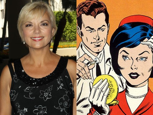 Teryl Rothery Joins the DC Universe in Arrow Season Two