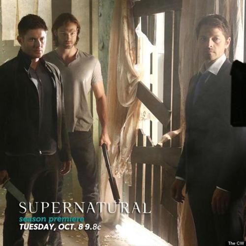 Team Free Will: Supernatural First Promo Pic Of Season 9 Released