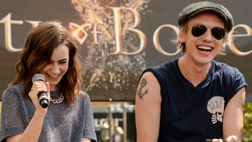 Mortal Instruments Stars To Avoid The Fate Of Twilight's Robsten