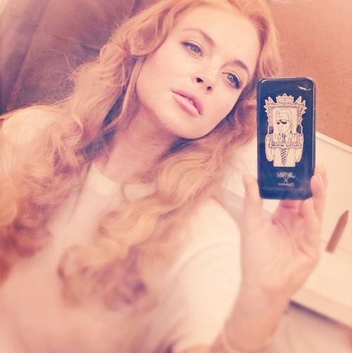 Lindsay Lohan Is Headed Eastbound And Down