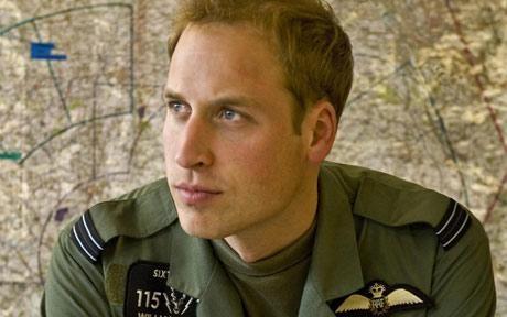 Prince William Gives An Emotional Goodbye At Royal Air Force Base