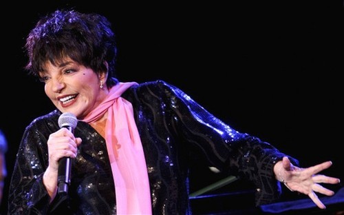 It's LIZA: New Liza Minnelli Song To Be In Boardwalk Empire