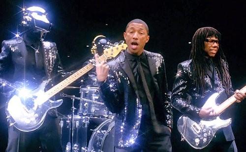 Pharrell Talks About New Daft Punk Single