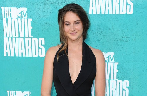 Shailene Woodley Loses Her Locks For The Fault In Our Stars Role