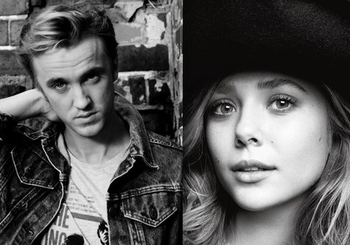 Tom Felton And Elizabeth Olsen Team Up For Therese