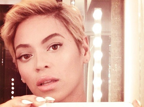 Beyonce Is Nervous To Perform With Her New Do