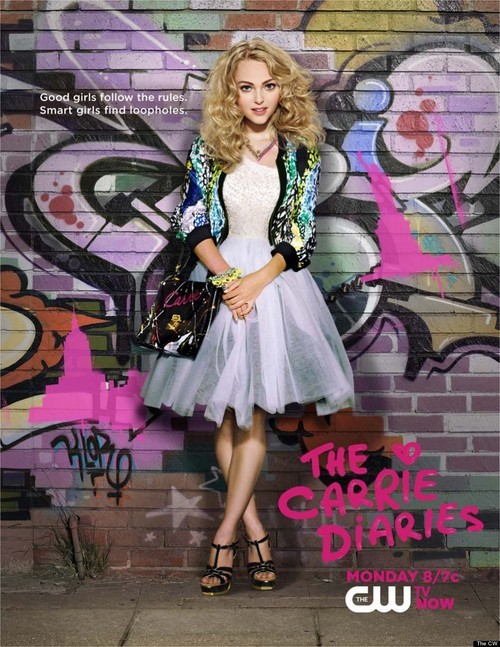 A New Boy Is Eyeing Carrie Bradshaw In Carrie Diaries Second Season